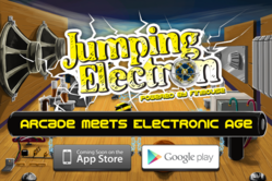 Jumping Electron Featured